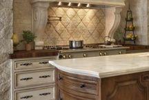 kitchen / by Stephanie Lents Quarnstrom
