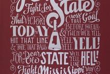 Mississippi State University / by Crystal Averitt
