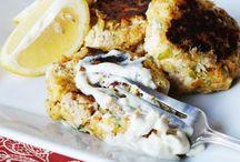 Main Dish:  Fish and Seafood / by Micha @ Cookin' Mimi
