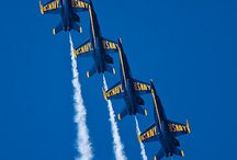 Blue Angels...YES!!! / by Crystal Nelson