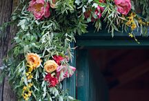Garden Porch And Beautiful Spaces / by Patty Adams