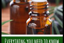 Essential oils / by Sadie Dodson