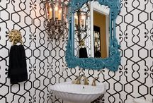 My bathroom is small / by Julie Schenher