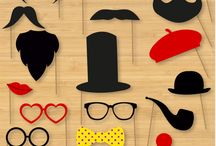 Moustache Kids Party Theme / by Georgina Coulson