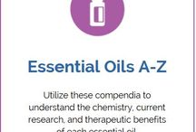 Essential Oils / by Beth Spivey