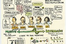 Sketchnotes and Graphic Facilitation / by Ben Wilkoff