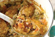 Chicken Recipes  / by Alyssa Marie