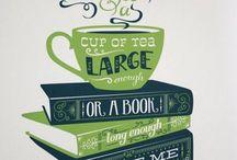 Tea Time / by Rosie Quinn