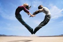 Relationship / Keeping it romantic, realistic, and endlessly exciting. / by Tracey Cordle