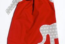 Pillow case dresses / by Ms Wandas Wardrobe