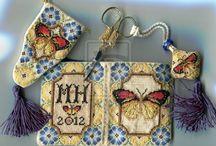 Embroidery - Cross Stitch & Petit Point / by Maya Heath