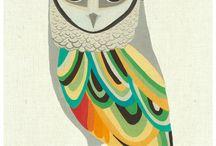 Pretty Illustrations / by Naomi Chokr