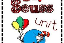 School--Dr. Seuss Unit / by Stacy Wilkison
