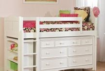 Sophia big girl bed  / by Erica Martell