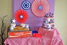 Americana / by Jessica Allen & Lindy Allen