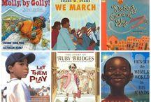 Black History Month / by Mary Ventura Gerlock