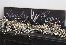 Laundry / by The Rustic Sign