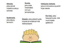 opetus / by Asta Rauhala