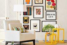 decorating ideas / by Megan Thurston