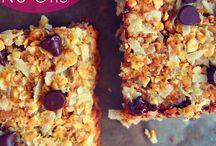 Vegan snacks / by Mandy Akers