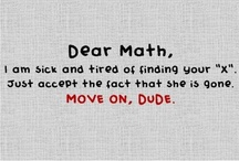 math funnies / by Glenda Turlington