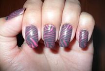 NAILS!! / Nail desgins I like, and ones I did on myself! / by Paulina Munoz