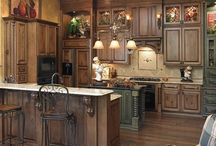 Kitchen Ideas / by Stacey Spears