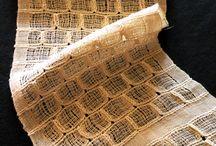telar - tapiz | weaving - tapestry / by Kunigunda