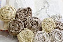 Creative DIY Necklace Sweeps / by Craftbaby