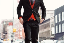 guy posing and style / by Rebekah Lyn
