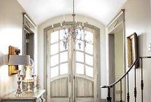 Entry & Hall Vignettes / by Elisabeth
