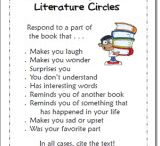 Literature Circles / by Kelly H