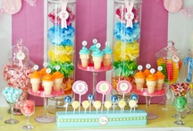 Katelyn 6th birthday party ideas / by Amy Maison
