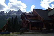 Canadian Rockies Hotel  / by Powder Matt