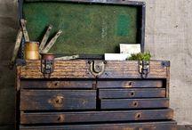 Storage ideas / by Janna Jones