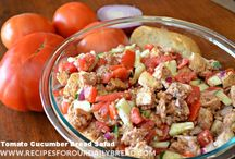 Recipes - Healthy / Healthy Recipes Galore!  So good for you!  / by Recipes For Our Daily Bread