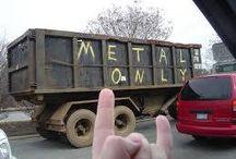 Metal \m/ Madness / Random metal nonsense that makes us smirk/giggle/chuckle/guffaw!  / by Backstreet Merch