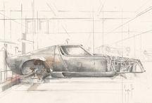Cars / Cars / by Michael Silok