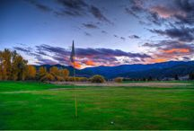 Fairmont Golf / Fairmont's 18-hole Championship Golf Course / by Fairmont Hot Springs MT