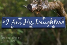 Daughters with a Capital D / by Shannon Gish