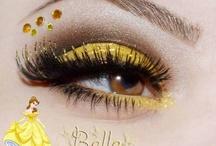 Princesas / Maquillaje inspirado en princesas de cuentos, ideas y colores. / by Elena Acosta