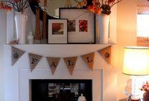Halloween/Fall Harvest/Pumpkin Decor / by Mary Todd