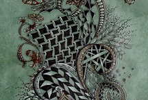 Zentangle / by Sherry Cheever