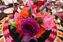 Celebrate / I love to produce a beautiful, fun party! / by Terrie Hall T. Hall Interiors