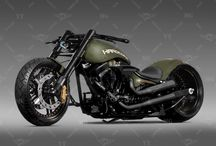Motorcycles / by Woody's Automotive Group