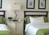 Master bedroom / by Rebekah Wells