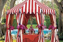 Party Theme: Circus-Carnival / by Pam Munshower