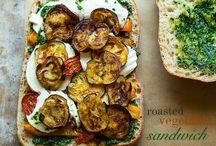 Sandwiches / Sandwich recipes / by Handle the Heat   Tessa Arias