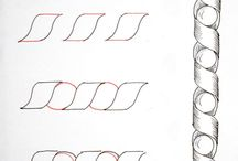 Line & Curve / Drawing & Stamping / by Shi W