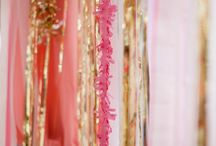 PinkandGold. / by Claire Carlson